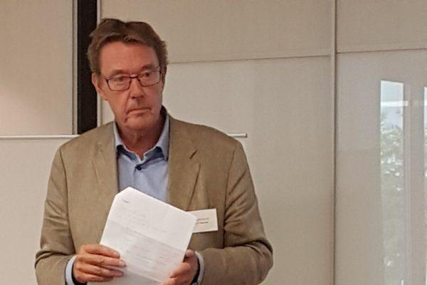 Anders Geertsen Nordiska Ministerrådet