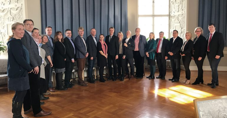 Samarbetsrådet Nordiska Skärgårdssamarbetet 2019