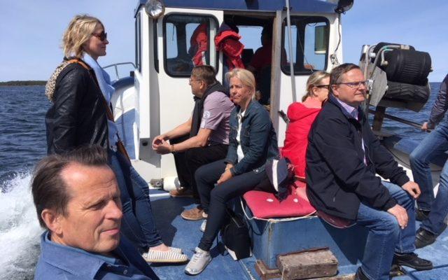 Styrelsemöte Simskäla, Åland 2018
